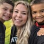 Kailyn Lowry and 2 Sons