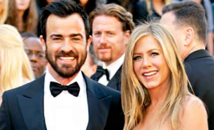 Jennifer Aniston & Justin Theroux: Living Separate Lives Just One Month After Wedding?