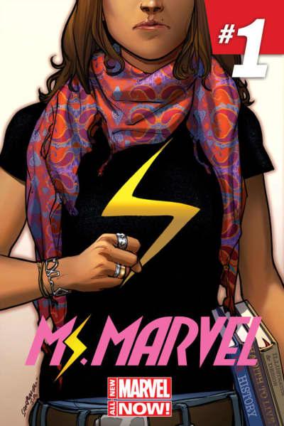 Ms. Marvel Photo
