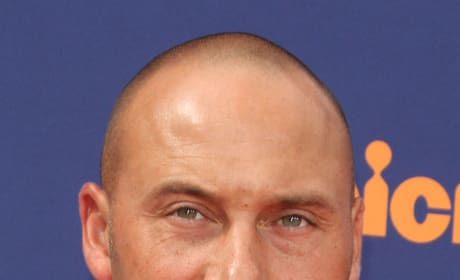 Derek Jeter at Kids Choice Sports
