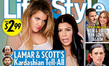 Kardashian Family Tell-All to Reveal Cocaine? Cheating? Sex Tapes?!?