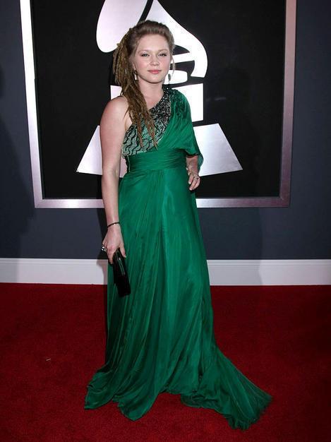 Crystal Bowersox at the Grammys
