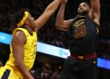 Tristan Thompson Actually Speaks! And Plays!