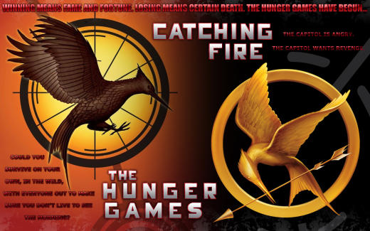 Catching Fire Pic