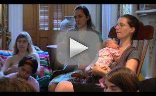 Breastmilk Trailer