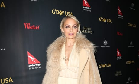 Nicole Richie: 2016 G'Day Los Angeles Gala