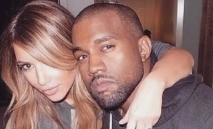 Kim Kardashian to Kanye West: Stop Rapping About Our Relationship Problems!
