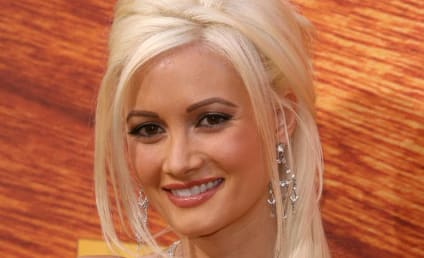 """Holly Madison Crushing on """"Mysterious Adventure Buddy"""""""