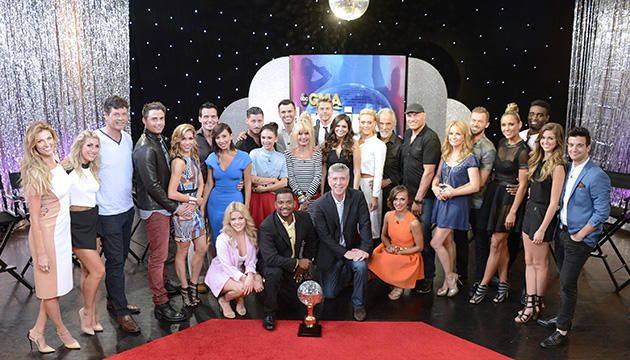 Dancing With the Stars Season 19: Meet the Cast
