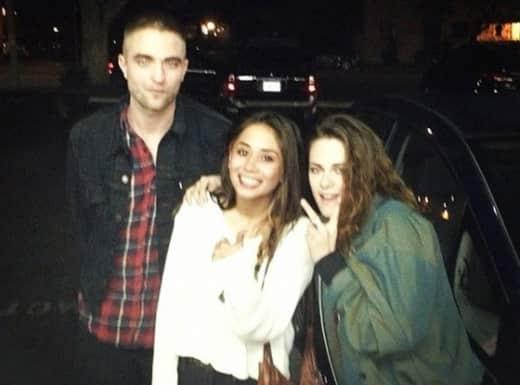 Robert Pattinson, Kristen Stewart, Fan