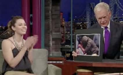David Letterman Makes Dirty, Clueless Comments About Jessica Biel's Love Life