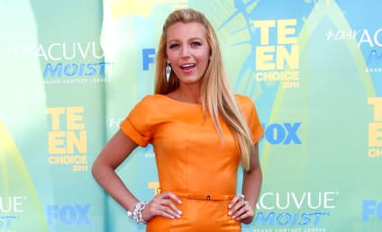 Blake Lively: Down with Diet and Exercise