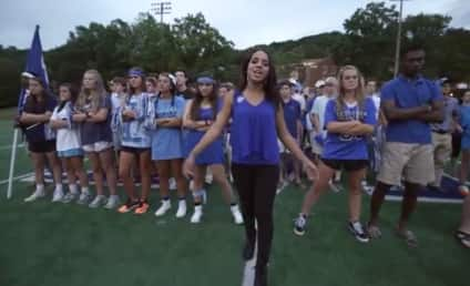 """High School Taunts Rival with """"Run This Town"""" Hype Video"""