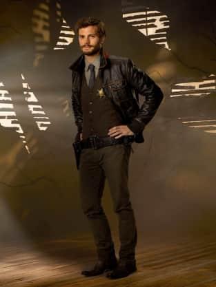 Jamie Dornan for ABC