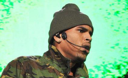 Paris Jackson and Chris Brown: L.A. Love-Fest!