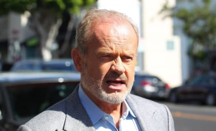 Kelsey Grammer Defends Baby's Attendance at Playboy Party