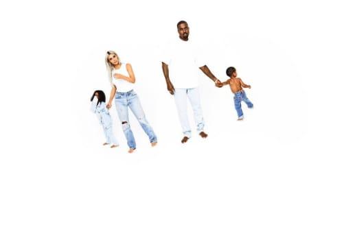 Kim, Kanye, Kids