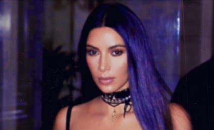 Kim Kardashian Selfie Book: Vandalized by This Random Dude!