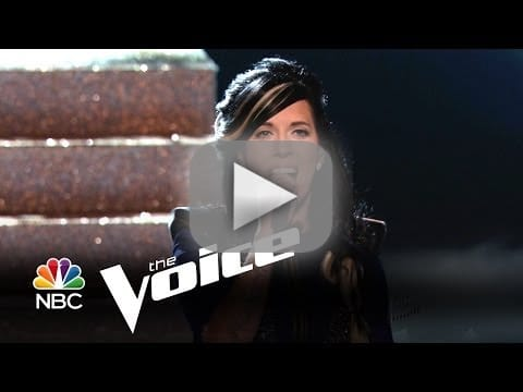 Kat Perkins - Chandelier (The Voice)