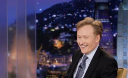 """NBC Executive Blasts Conan O'Brien as an """"Astounding Failure"""""""