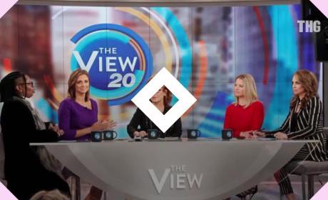 Joy Behar vs. Whoopi Goldberg!