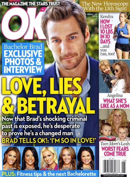 Bachelor Betrayal, Lies, Etc.