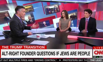 Jake Tapper SLAMS CNN for Anti-Semitic Onscreen Graphic