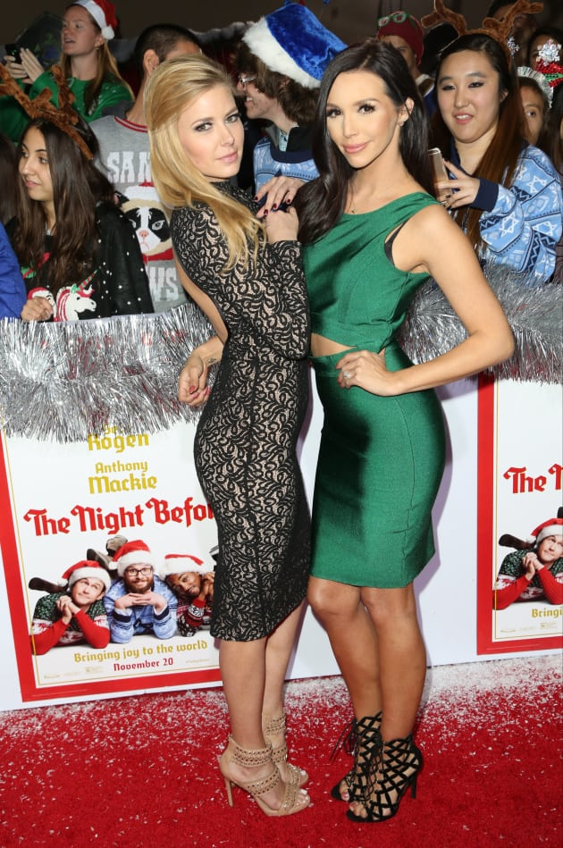 Ariana Madix and Scheana Marie: 'The Night Before' Premiere