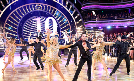 Dancing with the Stars Milestone Photo