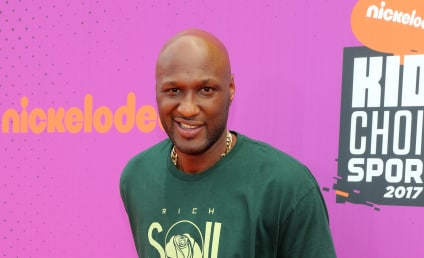 "Lamar Odom is ""Out of Control,"" Source Sadly Alleges"