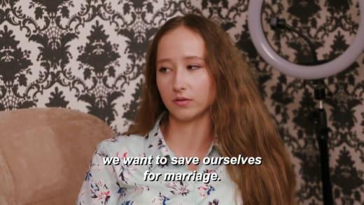 Alina - nous voulons nous sauver pour le mariage