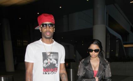 Nicki Minaj Smashed Up Safaree Samuels Mercedes With a Baseball Bat Before She Dumped Him!