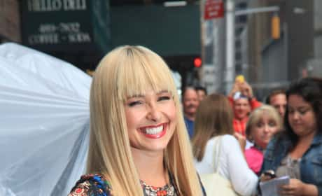 Which look do you prefer on Hayden Panettiere?