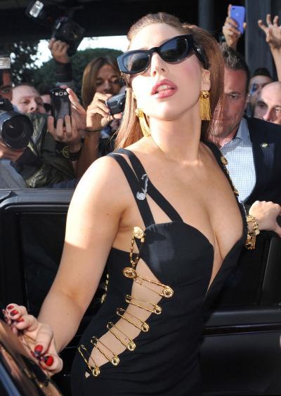 Lady Ga Ga Pic