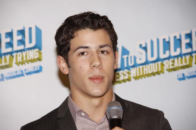 Nick Jonas Announcement