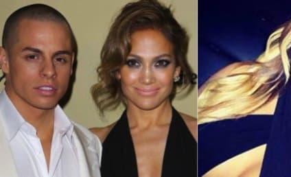 Casper Smart: Cheating on Jennifer Lopez with Sofia Vissa?