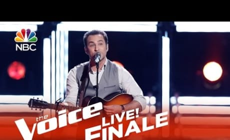 Joshua Davis - The Workingman's Hymn (The Voice Finale)