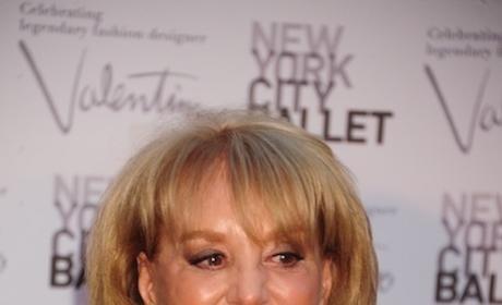 Barbara Walters Fashion