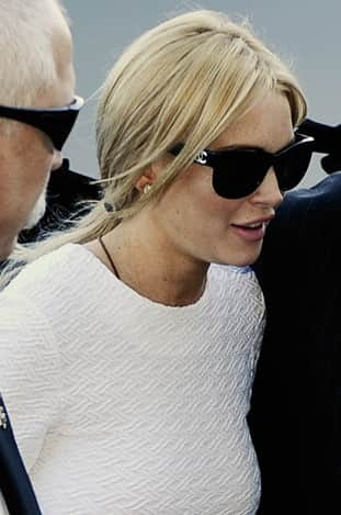Lindsay Lohan is Back in Court