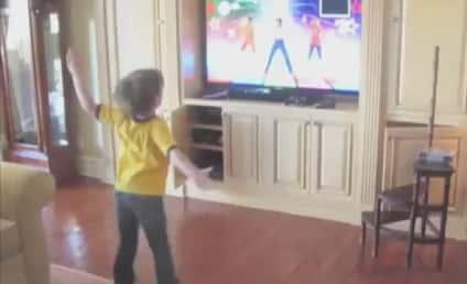 Sean Preston Federline Shakes His Groove Thing