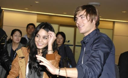 Vanessa Hudgens Tells Zac Efron to be a Man