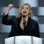 Chloe Grace Moretz at the DNC