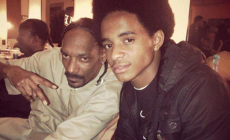 Cordell Broadus, Snoop Dogg