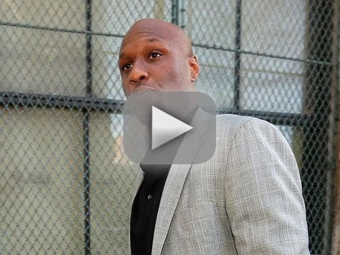 Lamar Odom: Free on Bail After DUI Arrest, Loses License ...