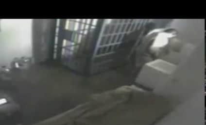 El Chapo Escape From Prison: Caught on Video!