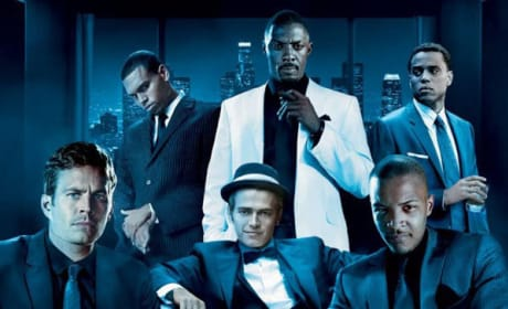 Takers Movie Poster