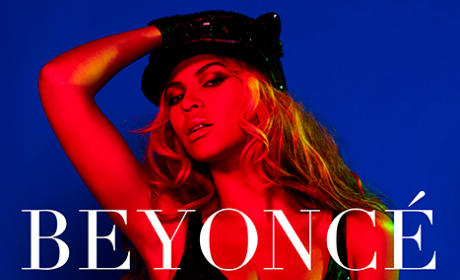 Beyonce Calendar Cover