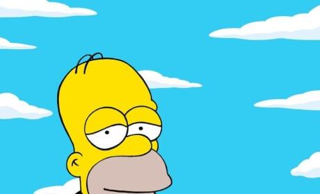Sexy Homer Simpson
