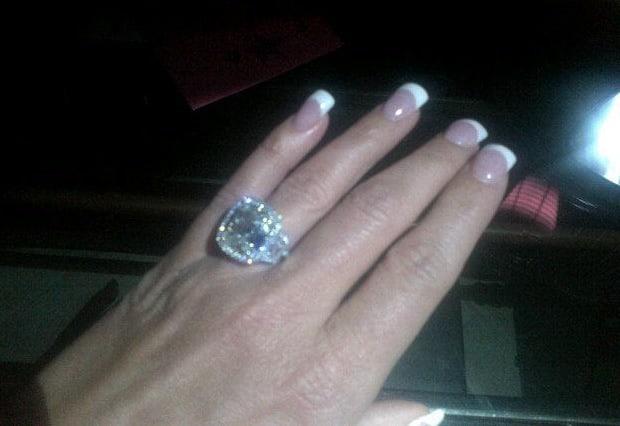 Kim Zolciak Engagement Ring