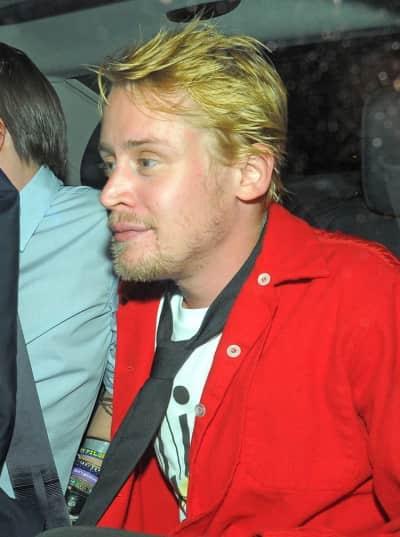 Macaulay Culkin Pic